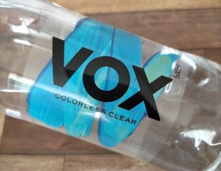 VOX炭酸水(ストレート)